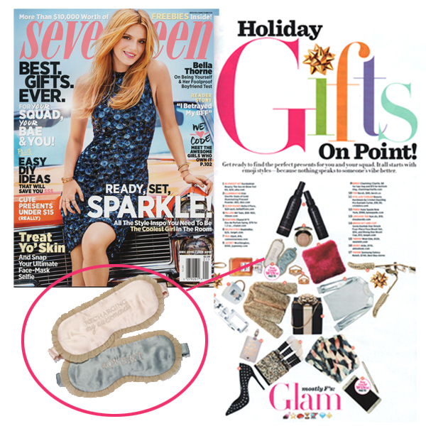 Holiday Gifts — Seventeen Magazine