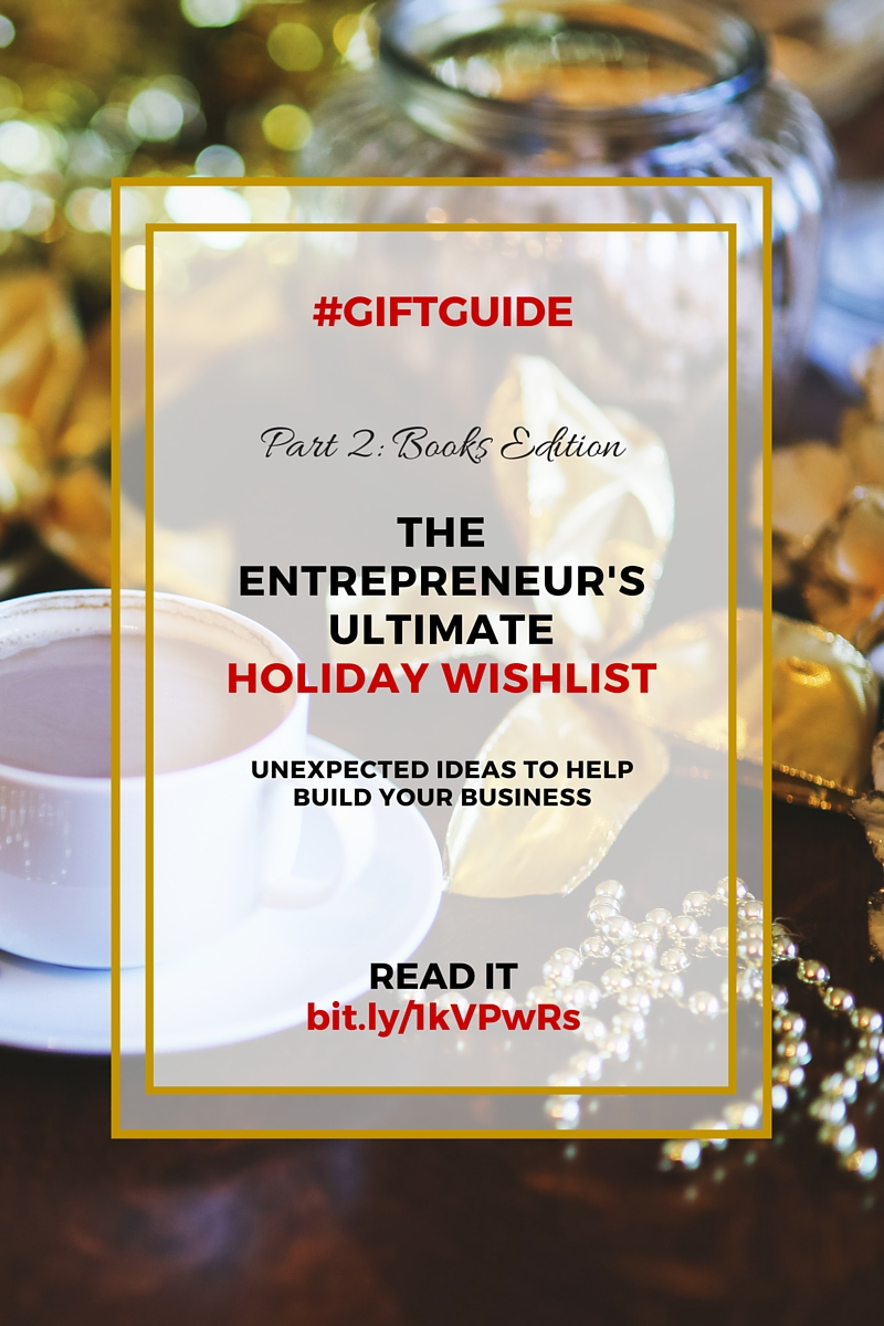 holiday wishlist gift guide for entpreneurial women by allison horner adventure knocks