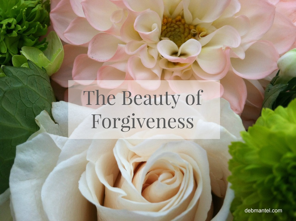When forgiving is hard, we can look to Jesus, who forgives us completely, forever!