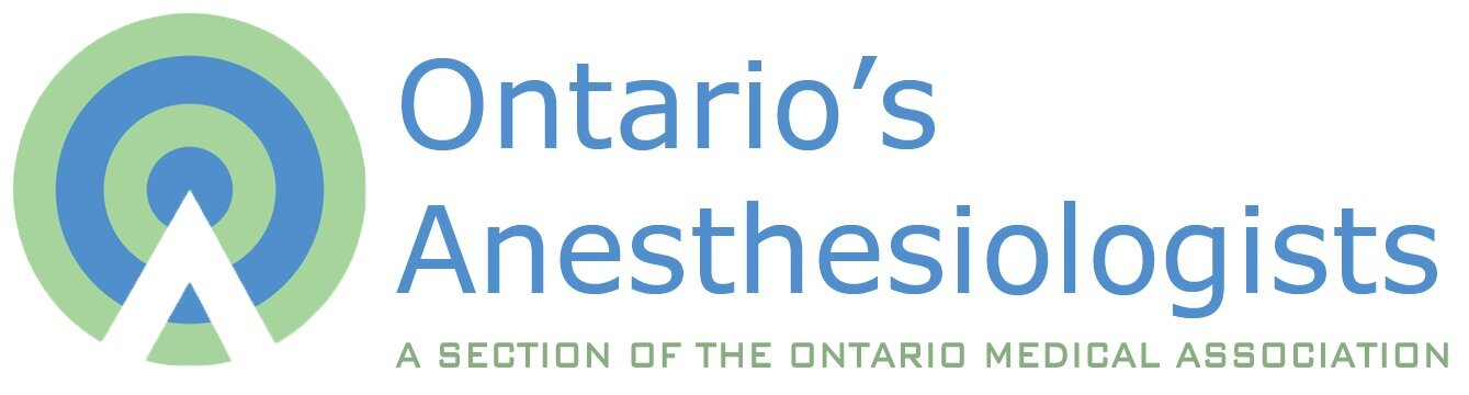 Ontario's Anesthesiologists
