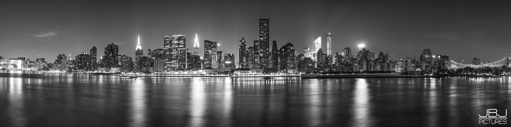 Poster of New York City Skyline by JBJ Pictures.jpg
