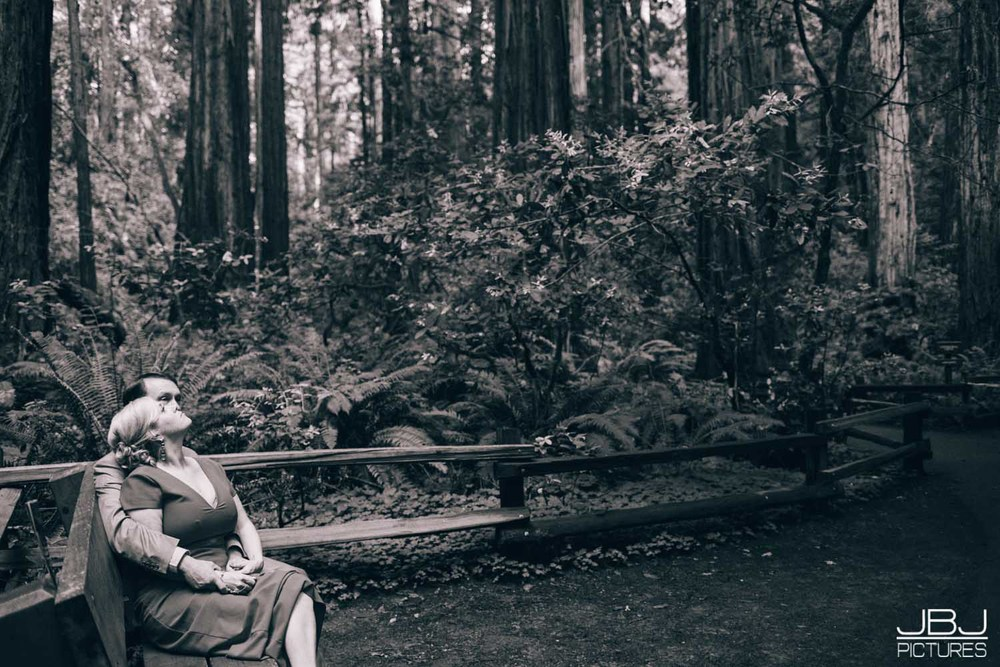 Wedding Muir Woods by JBJ Pictures Professional Wedding Photographer San Francisco-17.jpg