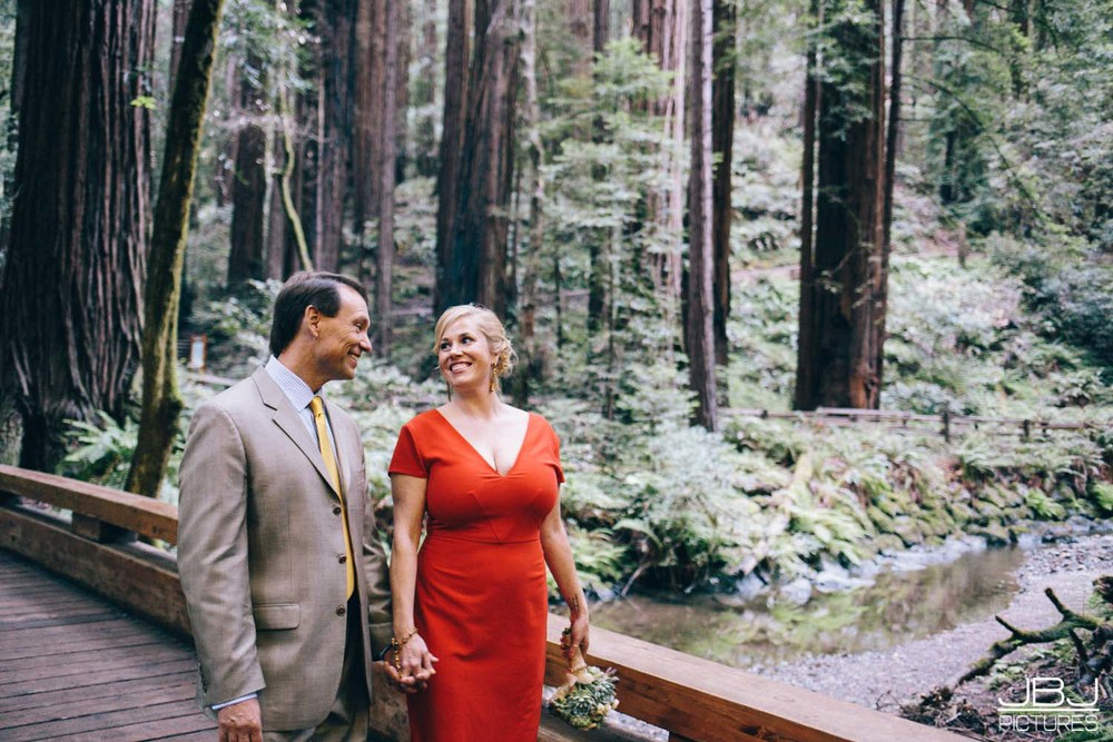 Wedding Muir Woods by JBJ Pictures Professional Wedding Photographer San Francisco-24.jpg