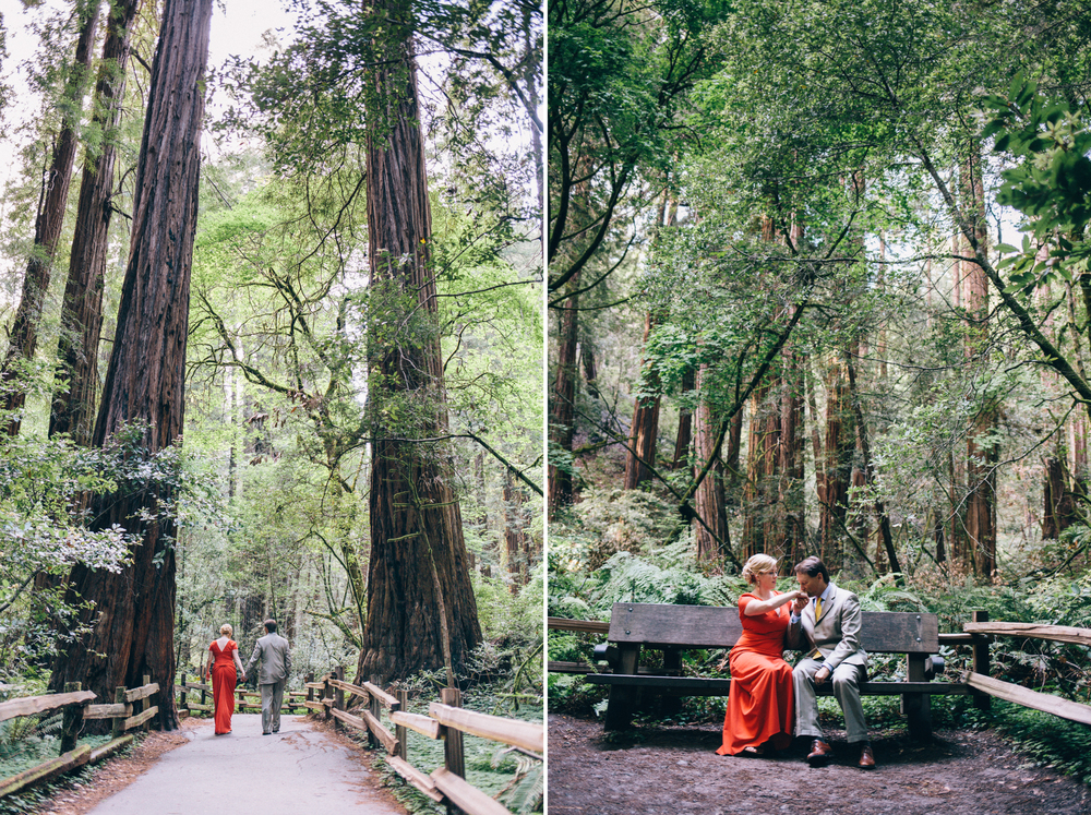 Kathryn and Pete Wedding Muir Woods by JBJ Pictures Professional Photographer San Francisco 3.jpg