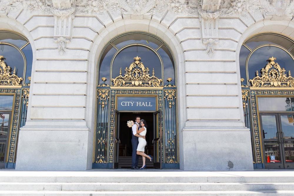 San Francisco City Hall Wedding Photographer-9.jpg