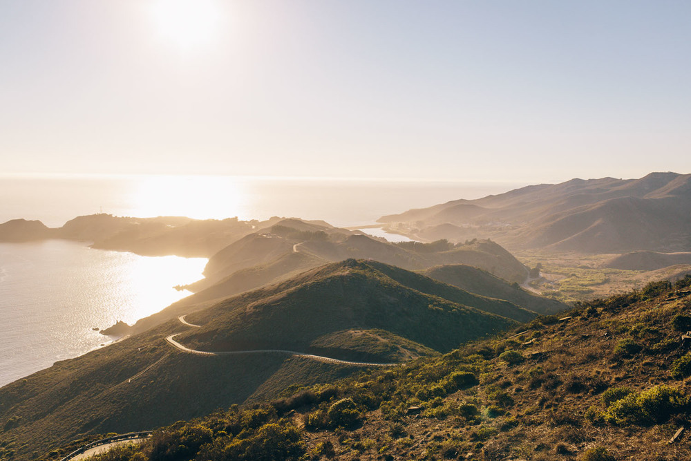 Lauren Andrew Engagement Session Marin Headlands San Francisco by Wedding Photographer San Francisco Sonoma Napa.jpg