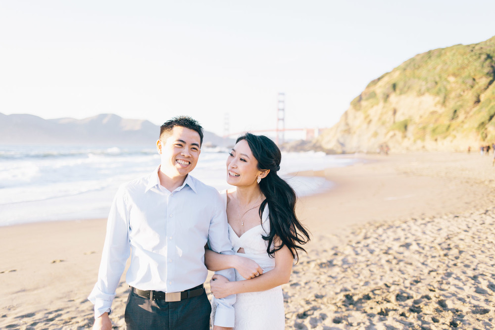 Engagement Session San Francisco Baker Beach Photos by Engagement and Wedding Photographer San Francisco JBJ Pictures-8.jpg