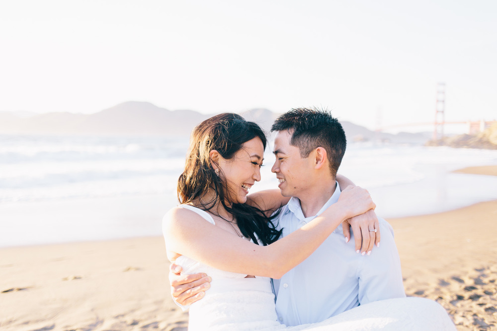 Engagement Session San Francisco Baker Beach Photos by Engagement and Wedding Photographer San Francisco JBJ Pictures-13.jpg