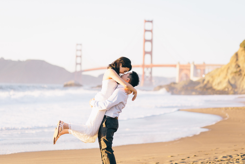 Engagement Session San Francisco Baker Beach Photos by Engagement and Wedding Photographer San Francisco JBJ Pictures-15.jpg