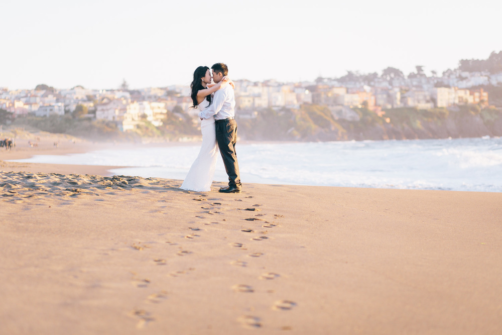 Engagement Session San Francisco Baker Beach Photos by Engagement and Wedding Photographer San Francisco JBJ Pictures-18.jpg