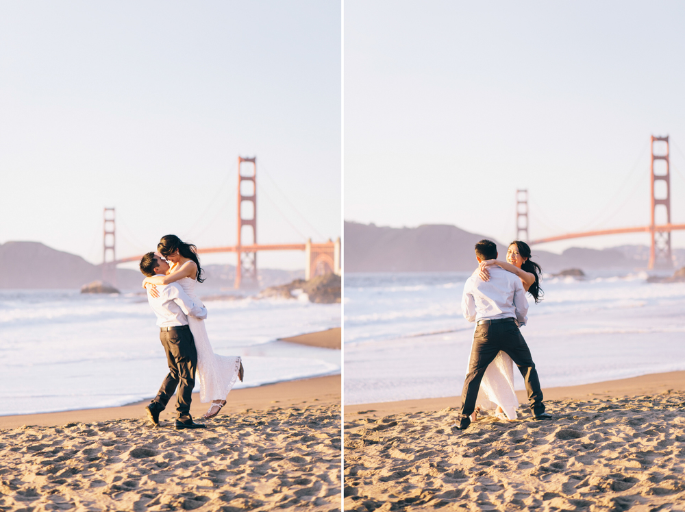 Engagement Session San Francisco Baker Beach Photos by Engagement and Wedding Photographer San Francisco JBJ Pictures--3.jpg