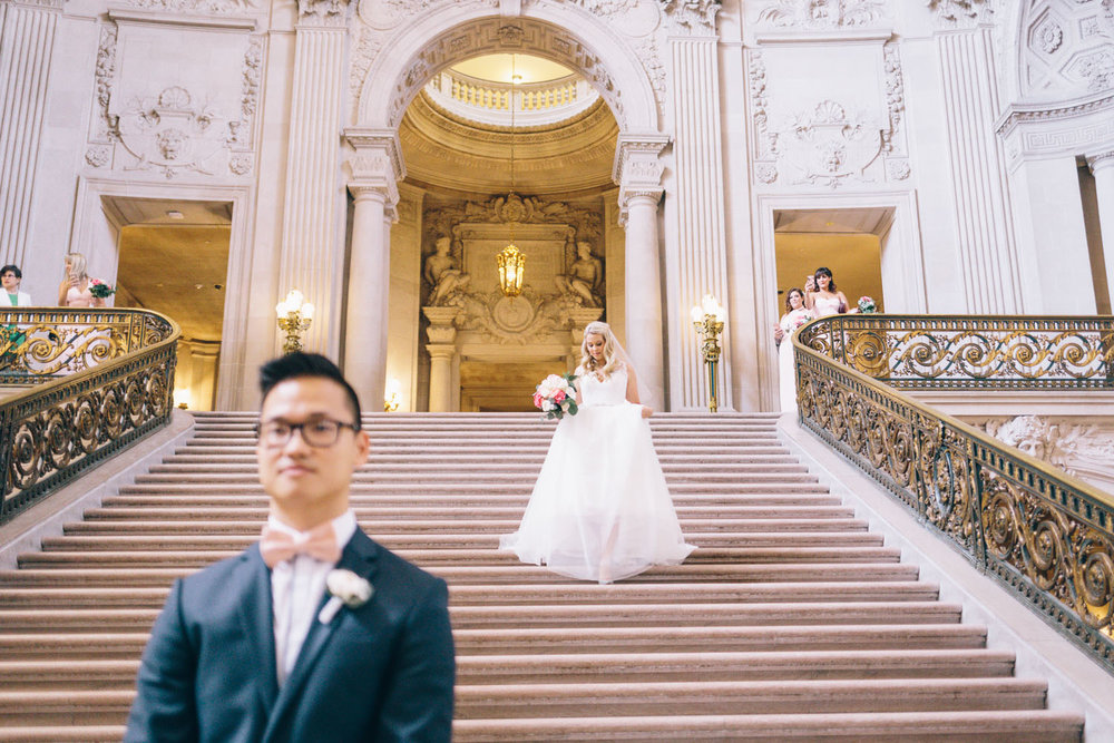 San Francisco City Hall Wedding Photos City Hall Wedding Photographer JBJ Pictures-2.jpg