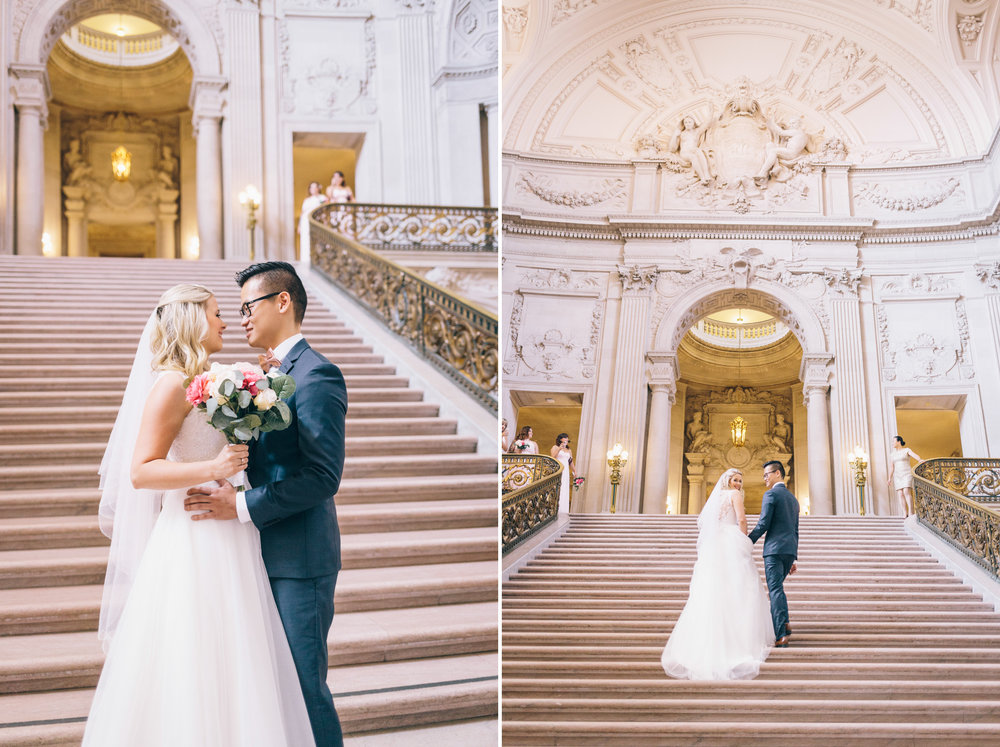 San Francisco City Hall Wedding Photos City Hall Wedding Photographer JBJ Pictures-6.jpg