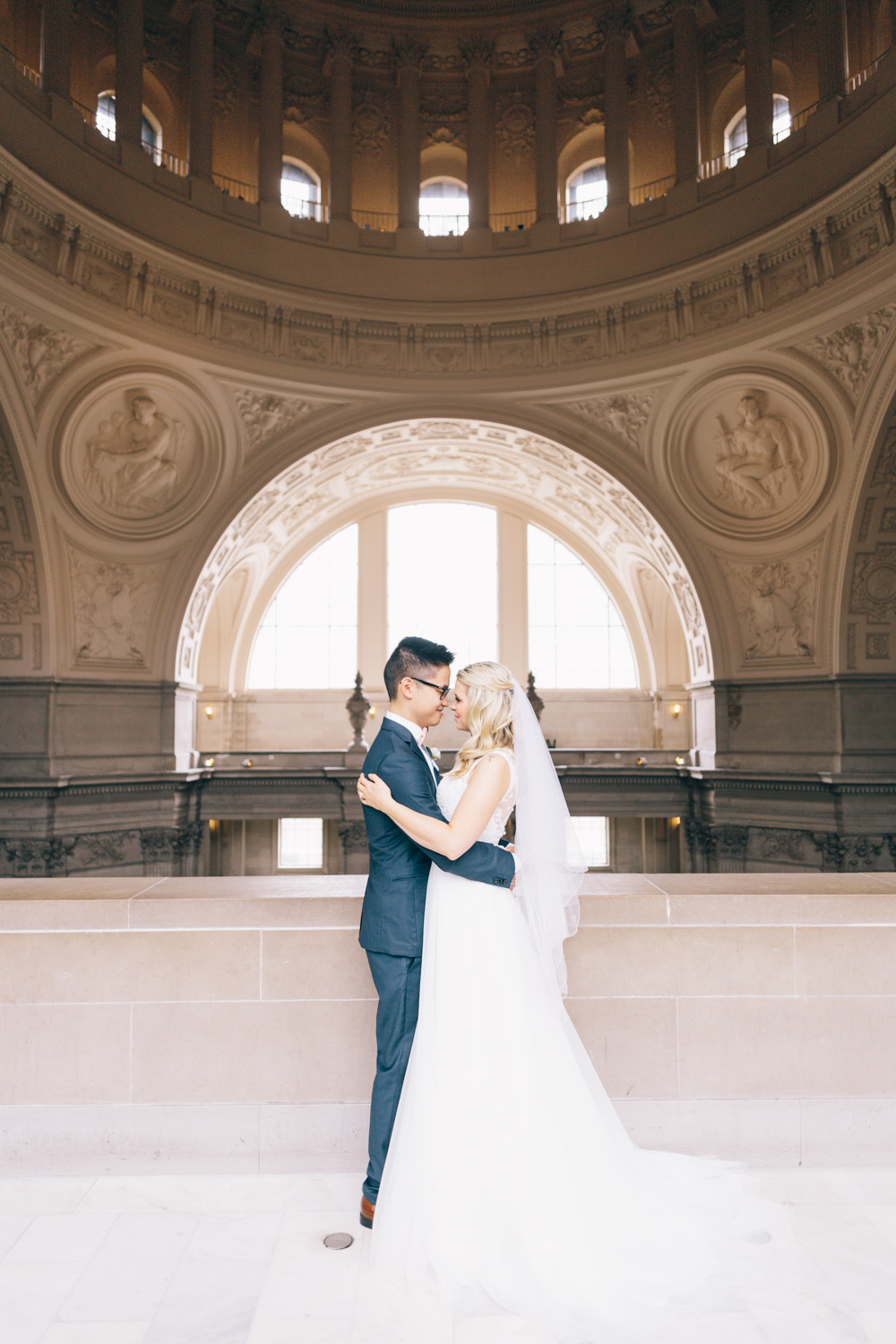 San Francisco City Hall Wedding Photos City Hall Wedding Photographer JBJ Pictures-20.jpg