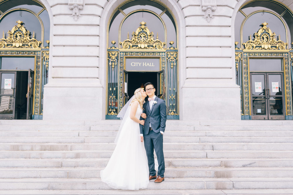 San Francisco City Hall Wedding Photos City Hall Wedding Photographer JBJ Pictures-28.jpg
