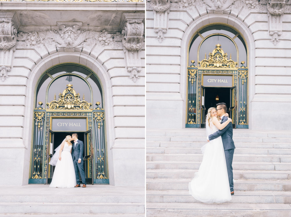 San Francisco City Hall Wedding Photos City Hall Wedding Photographer JBJ Pictures-26.jpg