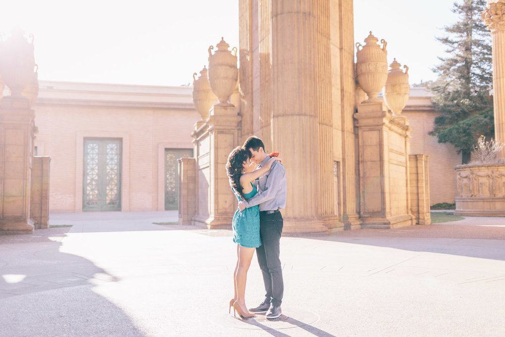 San Francisco Engagement Session Crissy Fields Palace of Fine Arts Engagement Photos by Engagement and Wedding Photographer JBJ Pictures-6.jpg