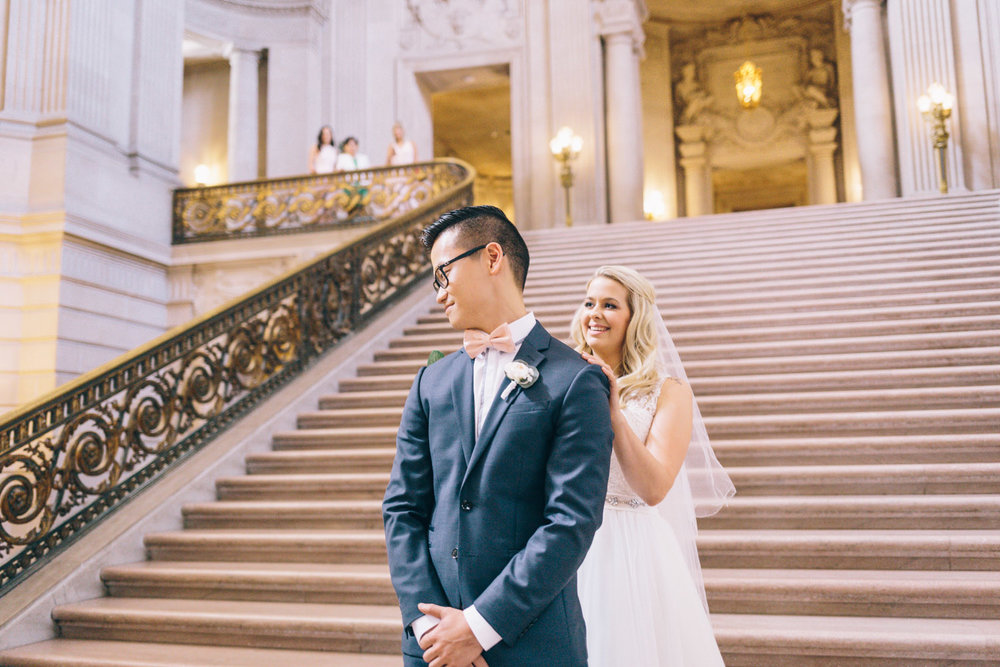 San Francisco City Hall Wedding Photos City Hall Wedding Photographer JBJ Pictures-3.jpg