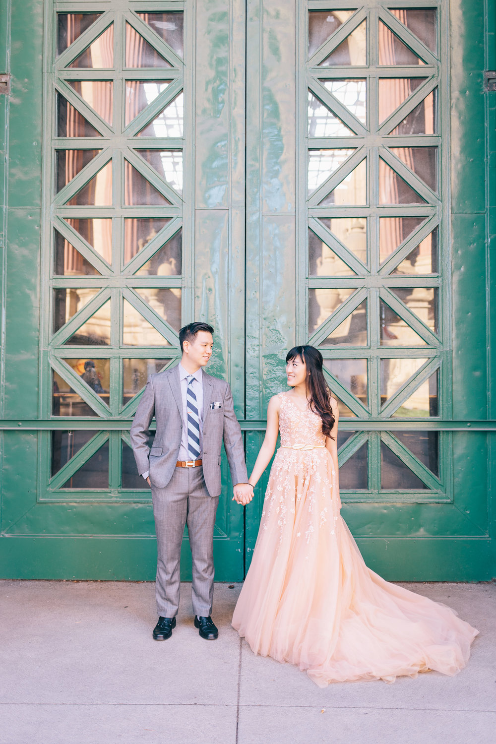 Best Engagement Photo Locations in San Francisco - Palace of Fine Arts Engagement Photos by JBJ Pictures (9).jpg