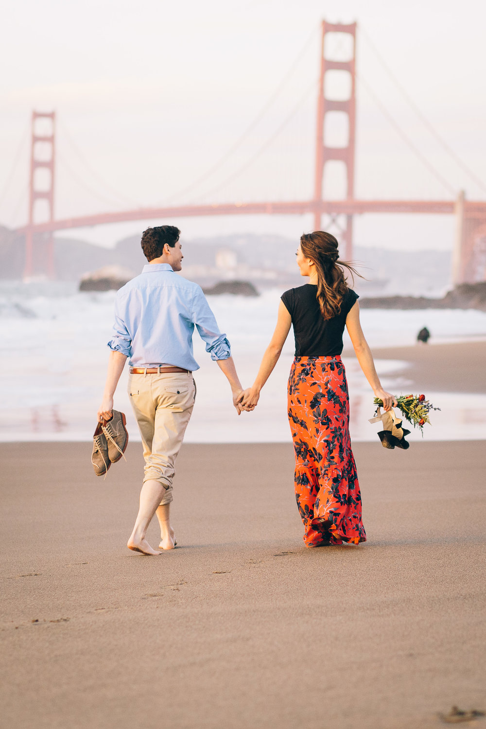Best Engagement Photo Locations in San Francisco - Baker Beach Engagement Photos by JBJ Pictures (2).jpg