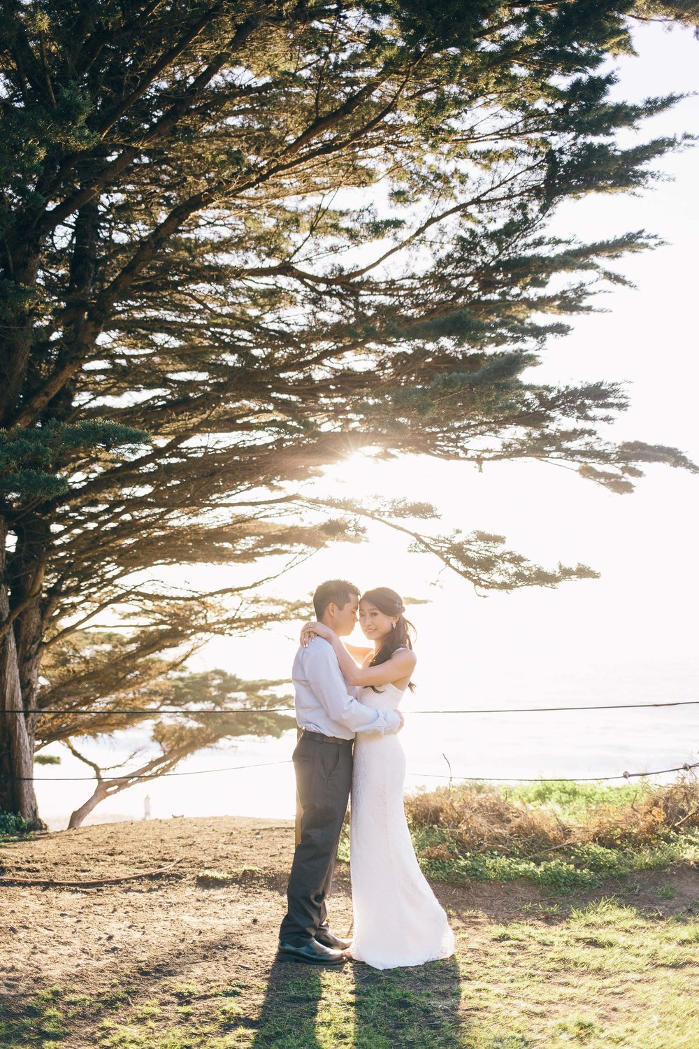 Best Engagement Photo Locations in San Francisco - Baker Beach Engagement Photos by JBJ Pictures (12).jpg