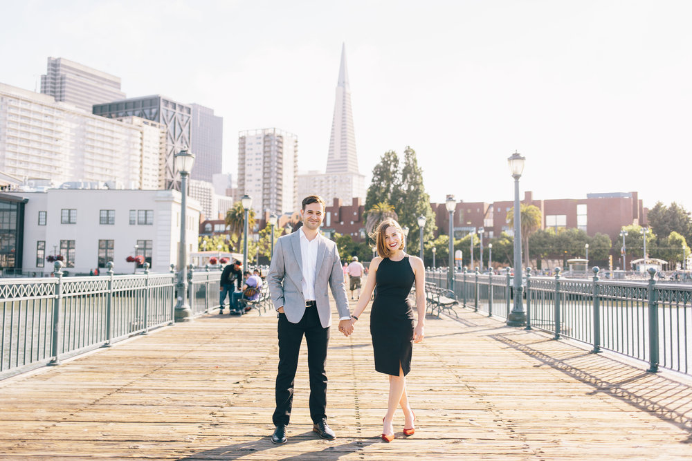 Pier 7 Engagement Photos by JBJ Pictures - Pre-wedding Photo Session in San Francisco (1).jpg