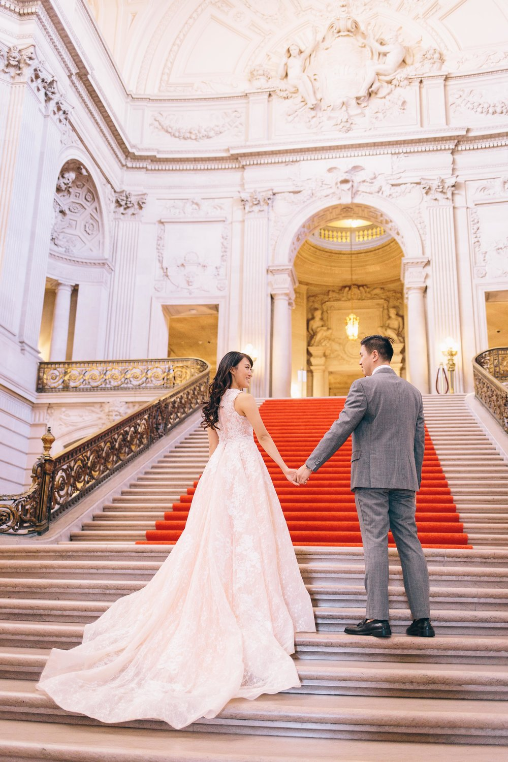 San Francisco City Hall Pre-Wedding Photos by JBJ Pictures - SF City Hall Wedding and Engagement Photos (3).jpg