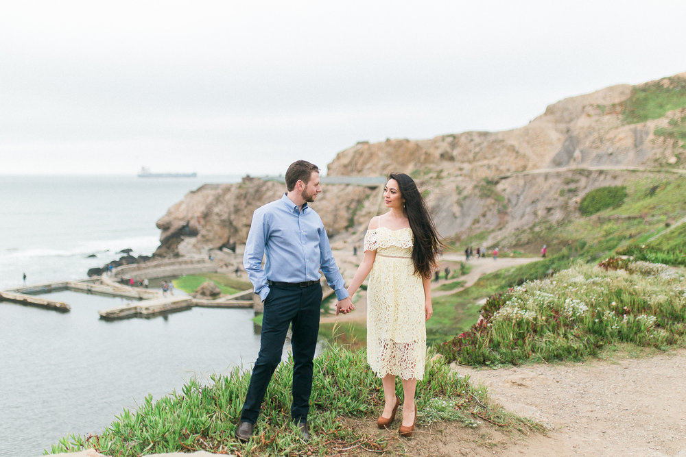 Lands End Engagement Photos - San Francisco Wedding Photographer - JBJ Pictures (7).jpg