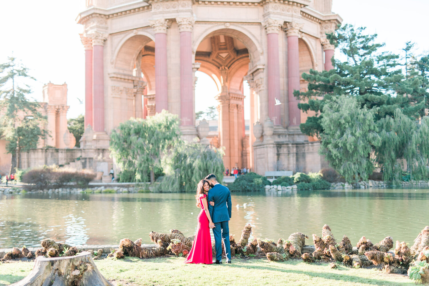 Best Engagement Photo Locations In San Francisco Jbj Pictures
