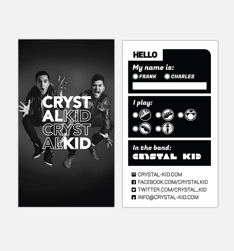 Crystal Kid