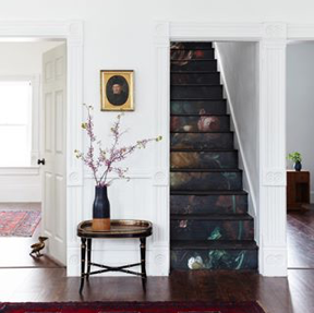 Copy of Old Home Love staircase