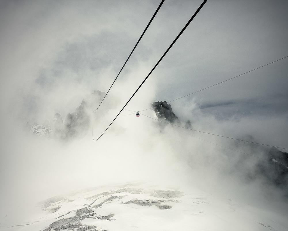 Télécabine Panoramic Mont-Blanc / Chamonix