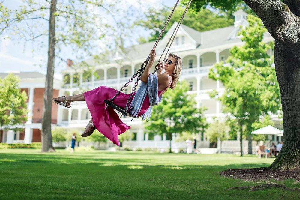 TRG / Omni PA / swing