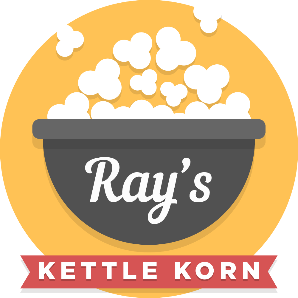 Ray's Kettle Korn Logo and Website   A logo and website redesign I did for my great-uncle. Check out the site  here !