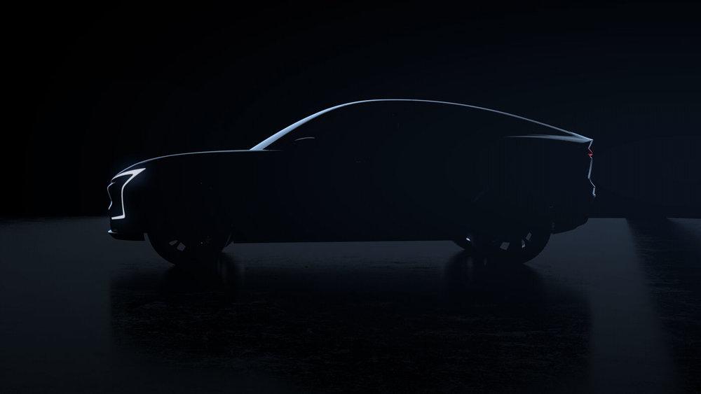 EV car