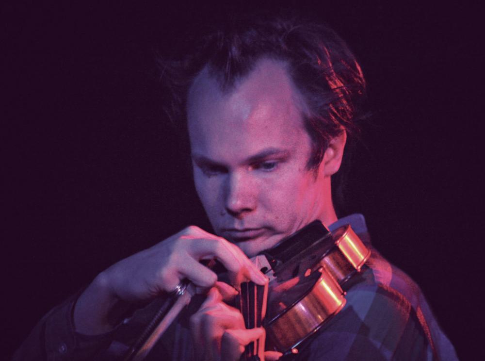 Erkki Veltheim, violin