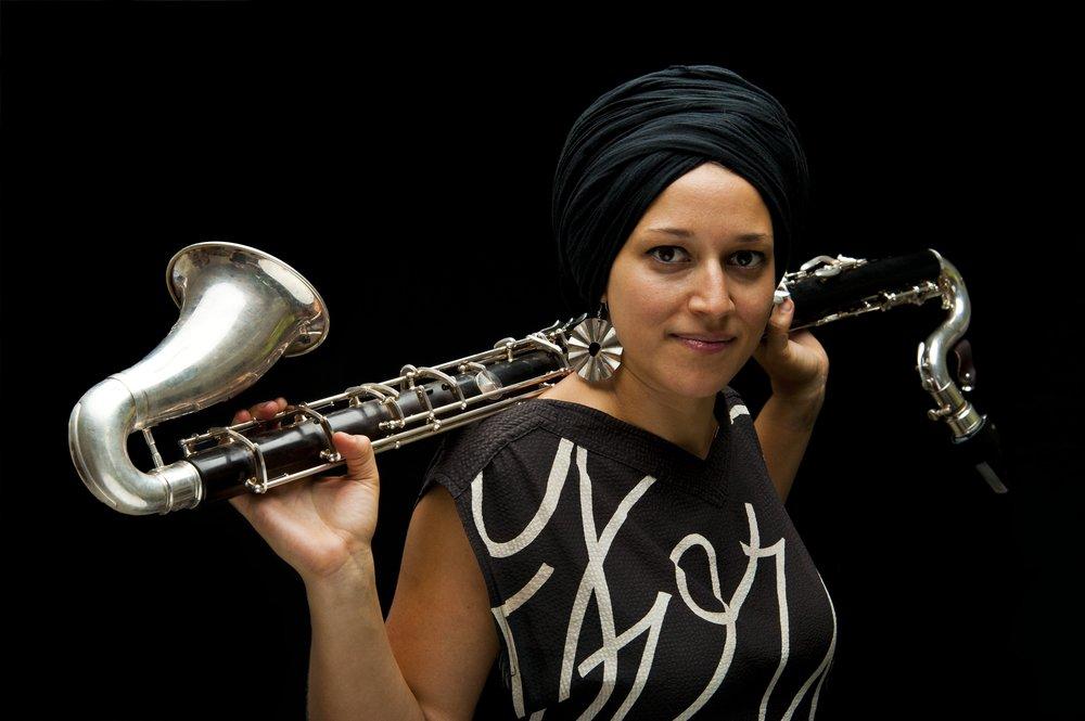 Aviva Endean, associate artist, clarinet