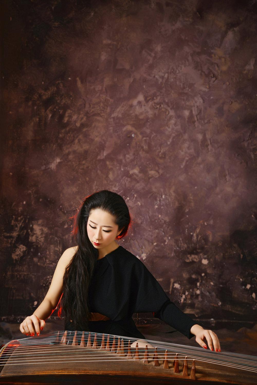 Mindy Meng Wang, guzheng