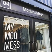 Modern Mess Black Friday - when: Friday, November 23rd | 12 pm - 4 pmwho: Skin & Bones + Modern Mess tribeWhat: Insanity shoppingWhere: Boxyard TulsaWhy: It's not the mall