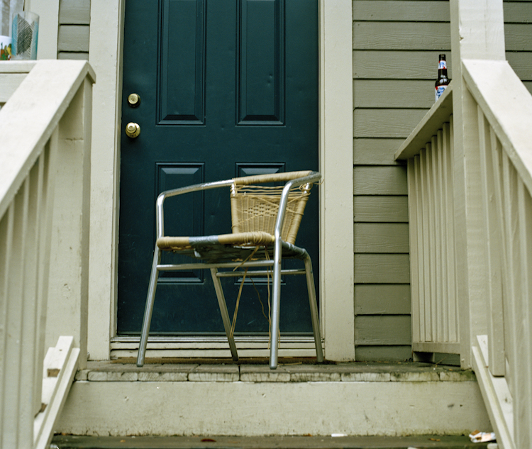 Back Porch, Savannah, GA 2012