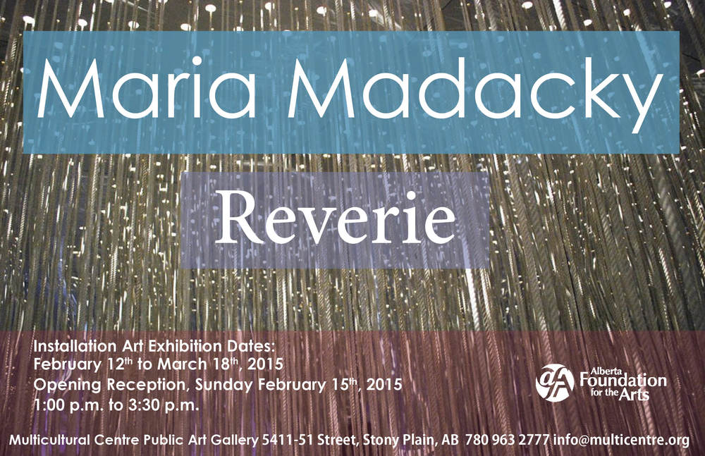 Reverie Postcard, Design Credit to Robin Lillywhite