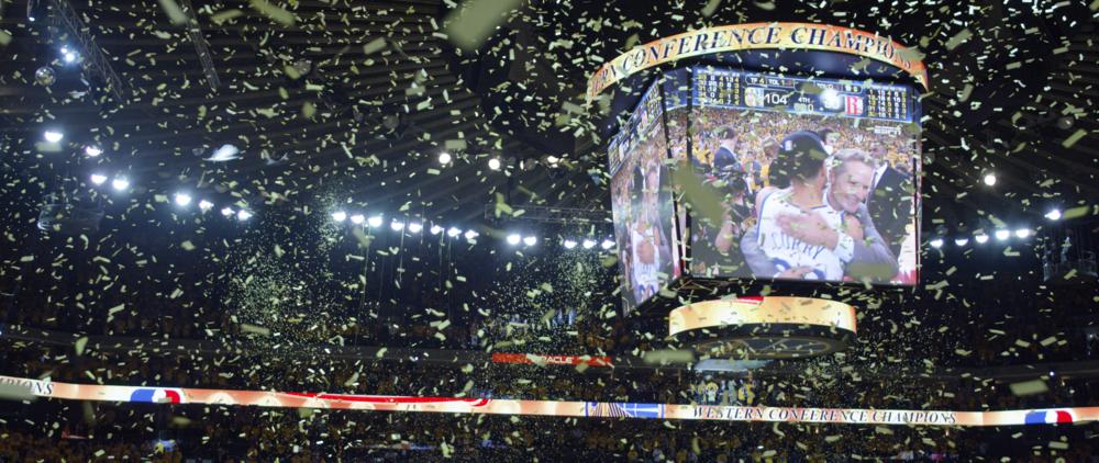 DRAYMOND ON ADVANCING TO NBA FINALS - BLEACHER REPORT   WATCH