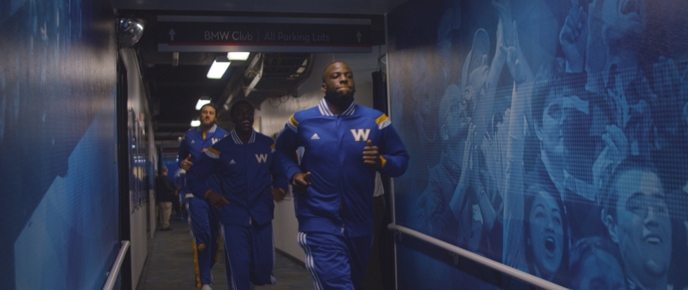 DRAYMOND ON PLAYING IN NBA FINALS - BLEACHER REPORT WATCH