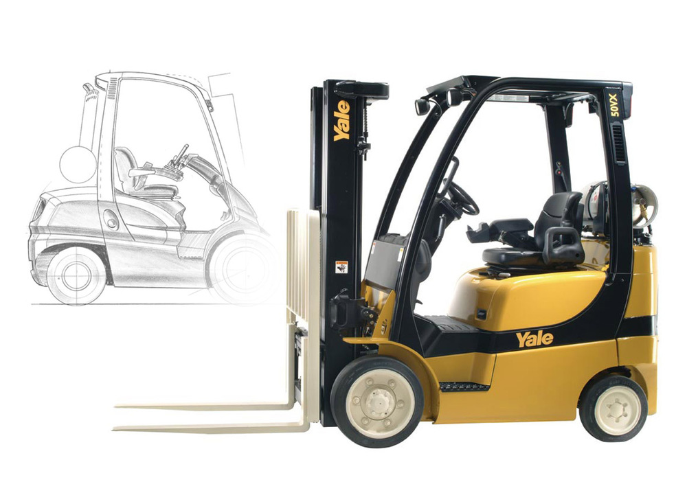 Hyster-Yale Fork Lift