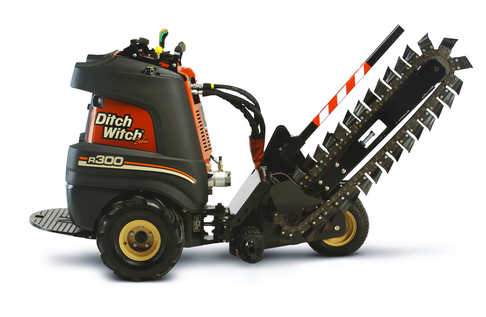 Ditch Witch - Zahn R300