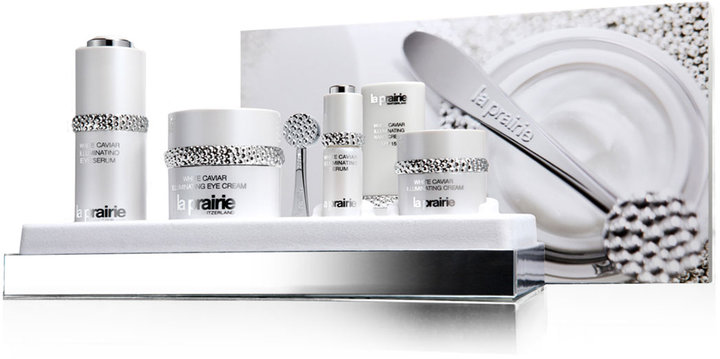 La Prairie White Caviar Collection 2