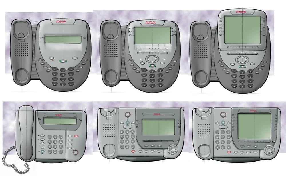 Concept renderings