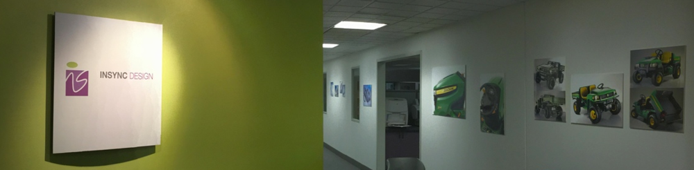 Insync Design Office Banner