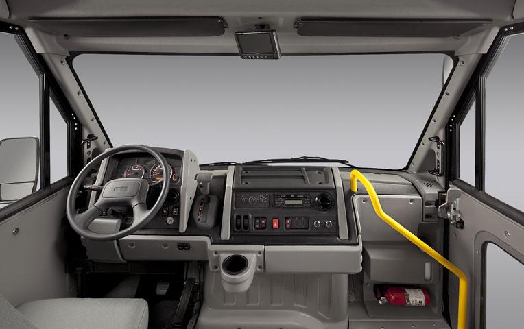 Utilimaster Reach (Interior)