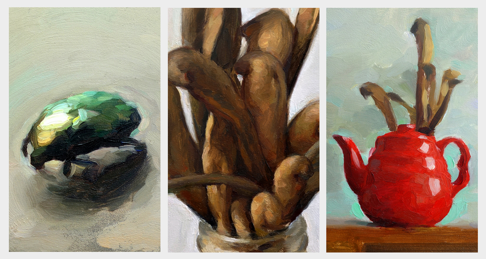 [small paintings & sketches - details 2015]